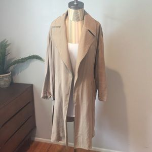 Zara Lightweight Trench Coat